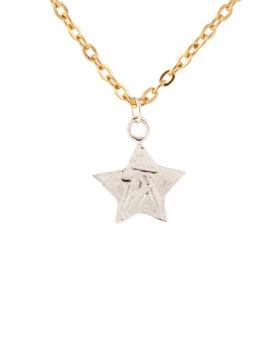 Pandantiv Baby Star Gold/Silver