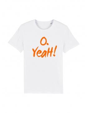 Tricou O. Yeah! White