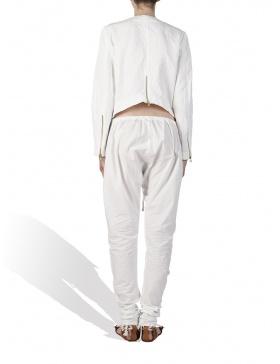 Pantaloni lungi din batist