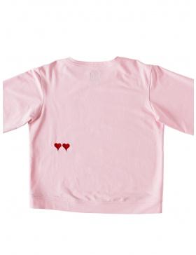 Pulover Roz Femei MAAI