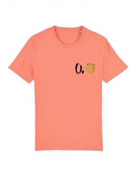 Tricou O. piersica - scris negru