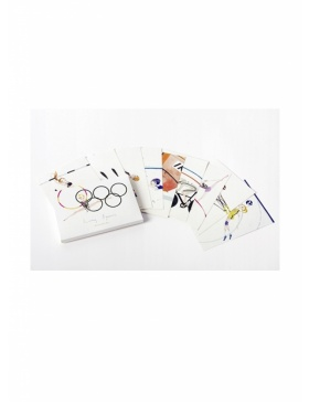 Set carti postale Olympic Games #9
