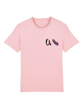 Tricou O. vanata - scris negru