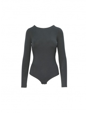 The BASIC Bodysuit (maneca lunga)