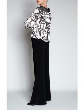 Pantaloni cu lungime reglabila