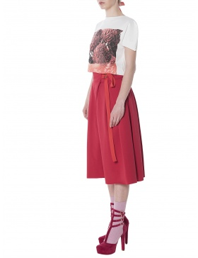 Pantaloni Lollipop Red