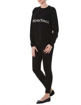 Bluza #imperfect Black