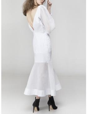 Rochie cu decolteu