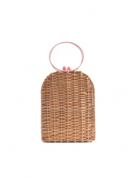 Gelato Wicker Bag Tall