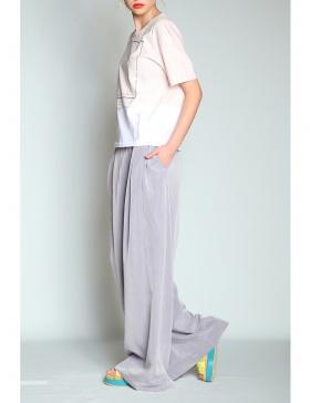 Pantaloni supradimensionati