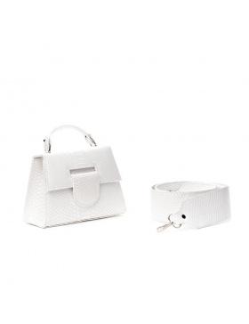 Minibag Lindsay Alb