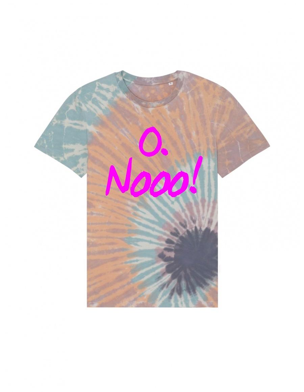 Tricou O. Nooo! Tie-Dye