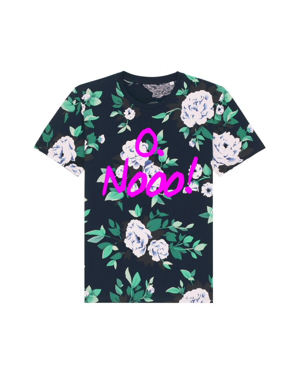 Tricou O. Nooo! Floral