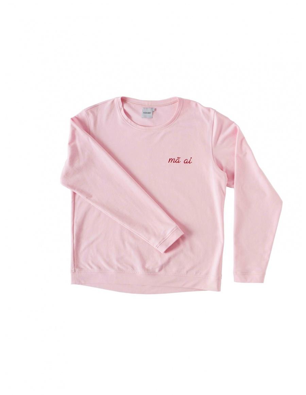 Pulover Roz Barbati MAAI