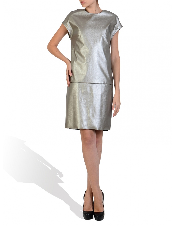 Rochie argintie