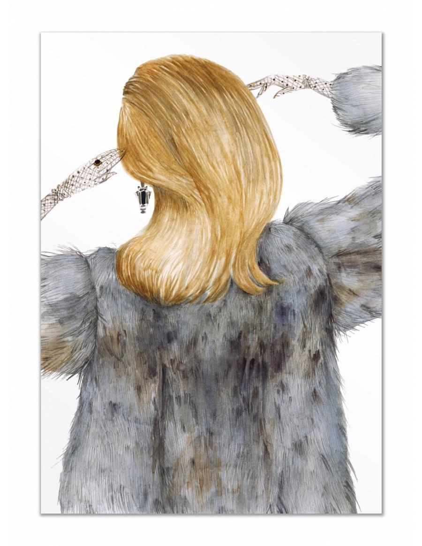 Set carti postale Fur&Hair #7