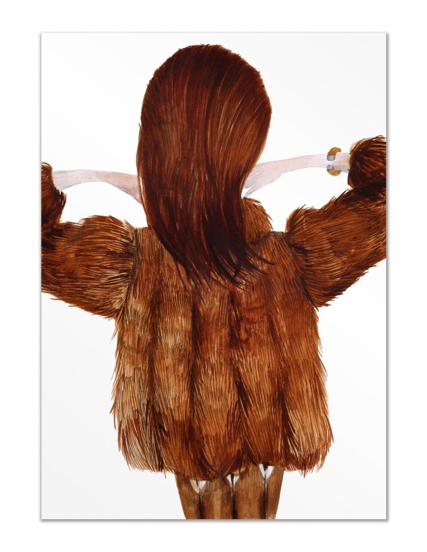 Set carti postale Fur&Hair #5