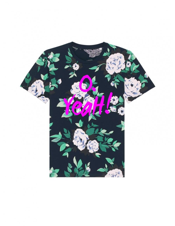 Tricou O. Yeah! Floral