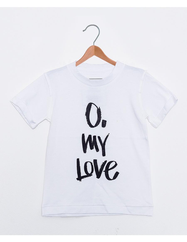 Tricou pentru copii O. my Love