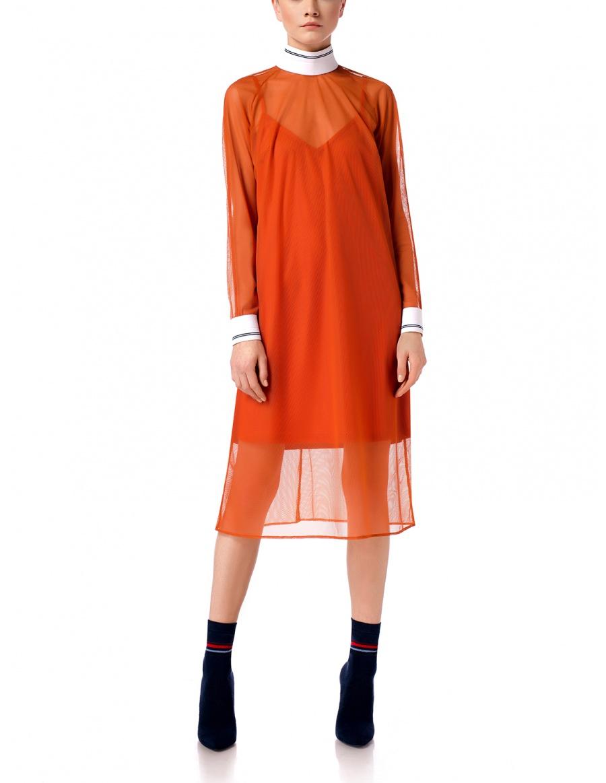 Rochie Orange Mood
