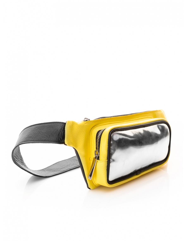 Borseta SAC Yellow Mirror