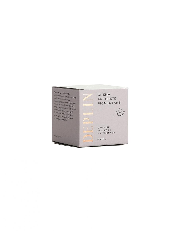 Crema anti pete pigmentare