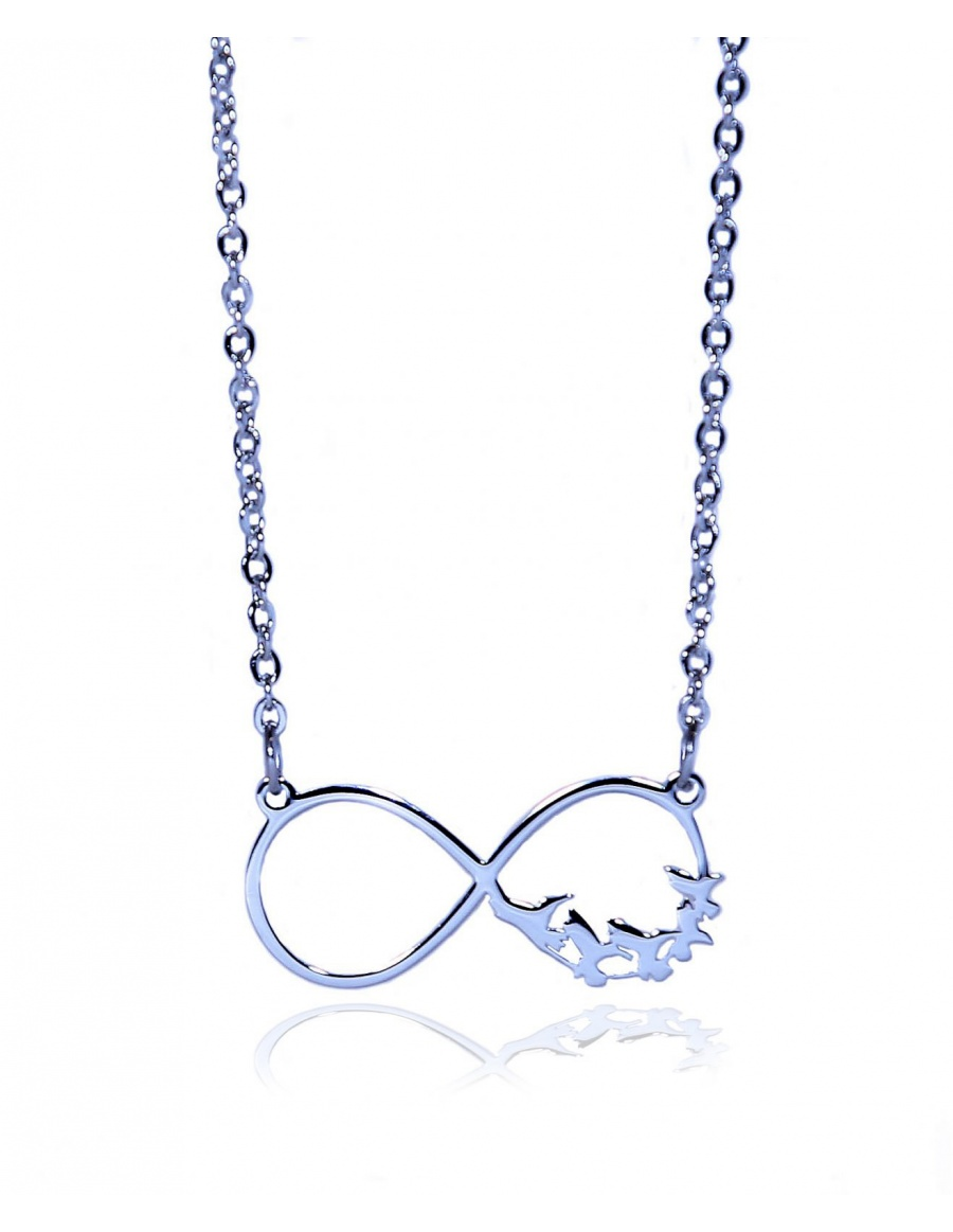 To Infinity and Beyond Basic Necklace