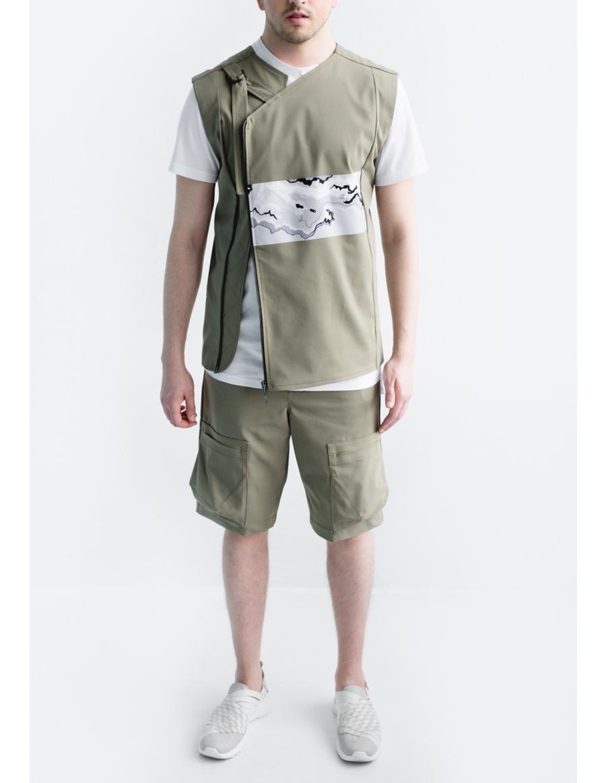 Pantaloni scurti Cargo