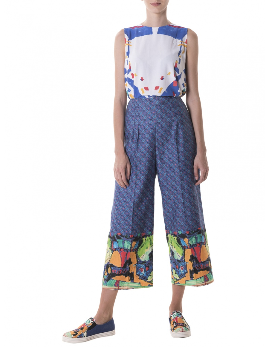 Culottes Escape the spin