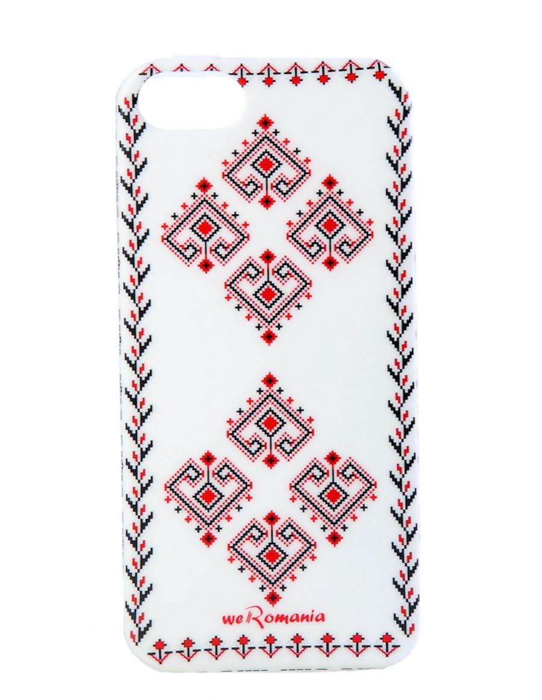 Husa Bucovina din silicon Iphone 5/5S