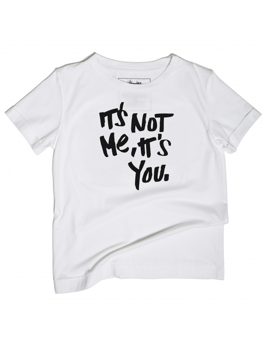 Tricou It's not me