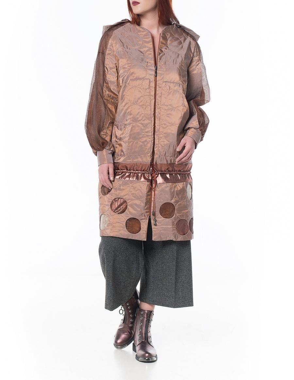 Jachetă matlasată sport-couture | Sandra Chira
