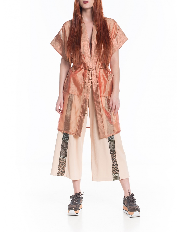 Kimono transparent | Sandra Chira