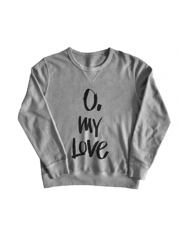 Bluza O. My Love.