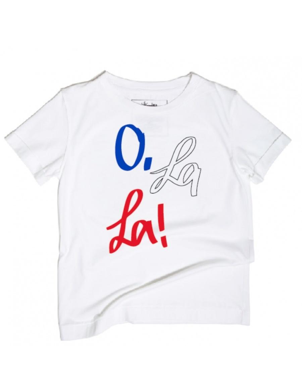 Tricou O. La La!