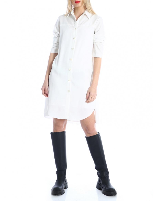 Rochie camasa din tencel