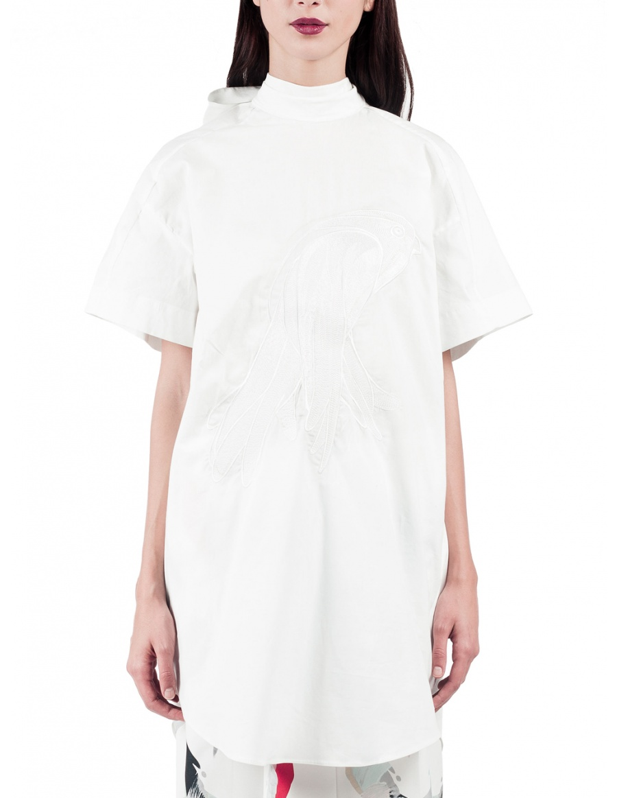 Snowdrop Shirt Dress