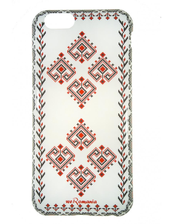 Husa Bucovina din silicon Iphone 6/6S