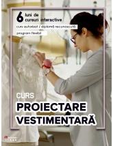 Curs de Proiectare Vestimentara (Constructie Tipare)