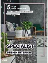 Curs Design Interior Avansati