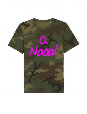 Tricou O. Nooo! Camuflaj