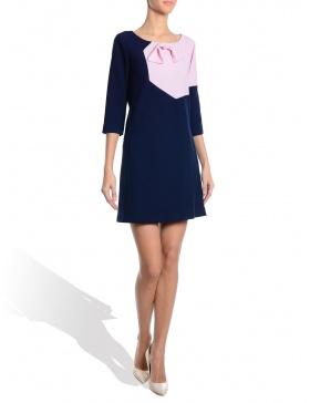 Rochie bleu roz