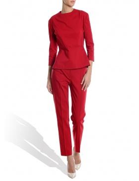 Pantaloni rosii