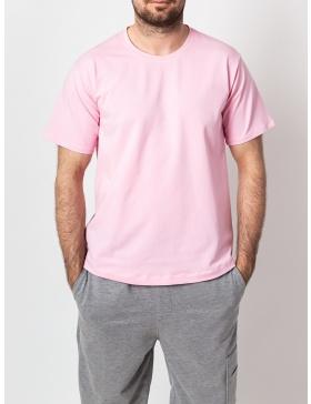 Tricou Roz Barbati