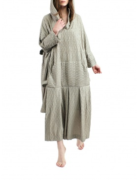 Hanorac rochie sport oversize