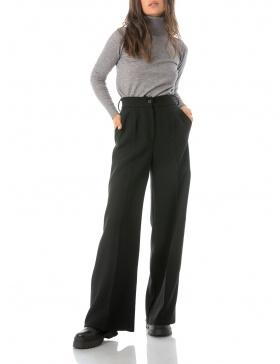 Pantaloni Din Stofa De Lana