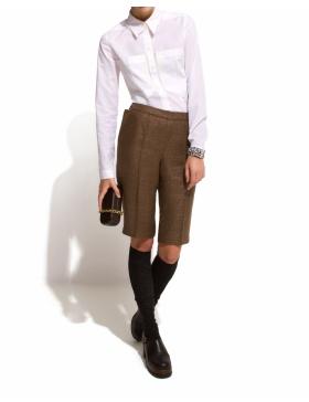 Pantaloni ocru 2D