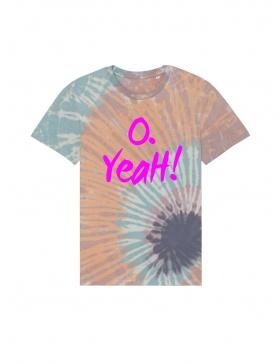 Tricou O. Yeah! Tie-Dye
