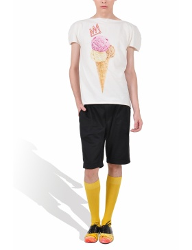 Tricou Royal IceCream in nuanta Frisca