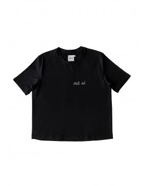 Tricou Negru MAAI